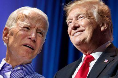 "Donald Trump colludes with Ukraine to smear Joe Biden, then denounces media's ""Ukraine Witch Hunt"""