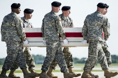 What does Memorial Day mean to a country where one percent serve?