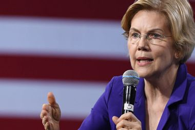 Amid wave of abortion bans, Elizabeth Warren proposes plan to protect reproductive rights