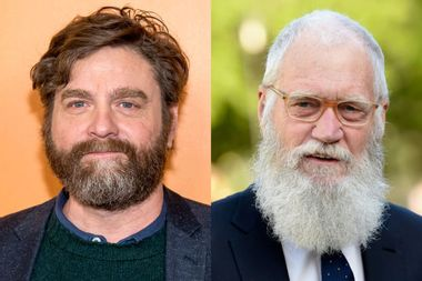 """Between Two Ferns"" movie: Zach Galifianakis and co-star David Letterman reveal details"
