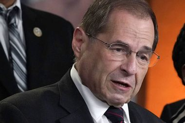"""House Judiciary Chair Jerry Nadler: Trump's effort to stop Mueller probe """"constitutes a crime"""""""