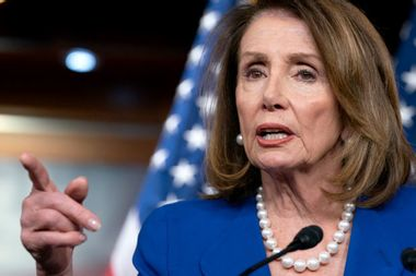 """Nancy Pelosi urges Trump's family to have an intervention with him """"for the good of the country"""""""