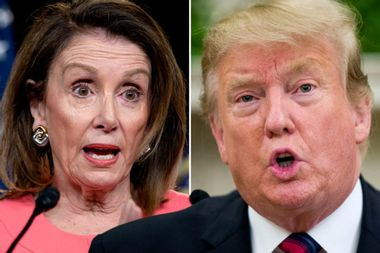 Why Nancy Pelosi is not sure the threshold for impeachment has been met for President Trump