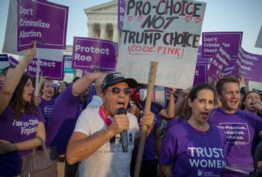 Pro-choice Protest