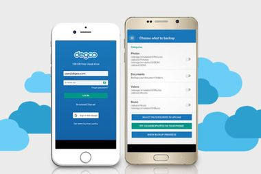 Get 10TB of secure cloud storage for way less than iCloud