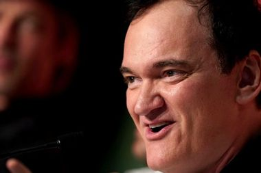"Quentin Tarantino says if he commits to directing ""Star Trek,"" that's his last movie"