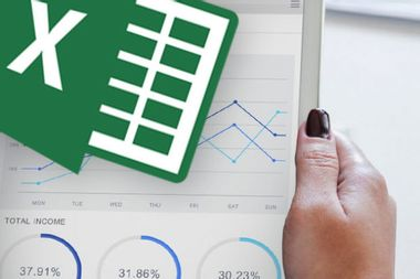 Become Excel certified with an extra 60% off this training