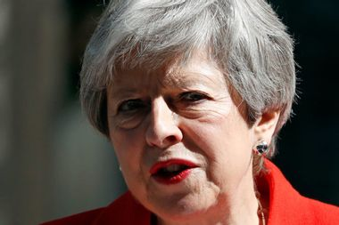 Theresa May to resign as UK prime minister in wake of Brexit setbacks