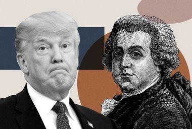 Donald Trump; John Adams