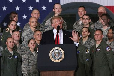Dishonoring the troops on Memorial Day: Trump's pardons for war criminals are a massive insult