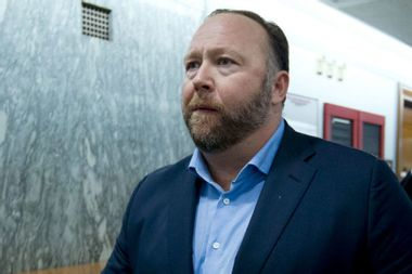 Alex Jones offers $100,000 reward after child porn discovered in files sent to Sandy Hook attorneys