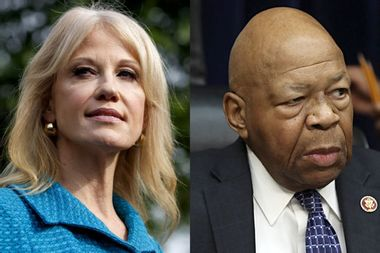 House Oversight Committee subpoenas testimony from Kellyanne Conway over alleged Hatch Act offenses