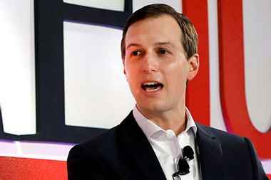 House Democrats ask independent watchdog to investigate whether Jared Kushner violated the Hatch Act