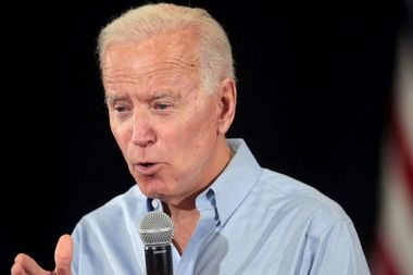 """Joe Biden to rich donors: """"Nothing would fundamentally change"""" if he's elected"""