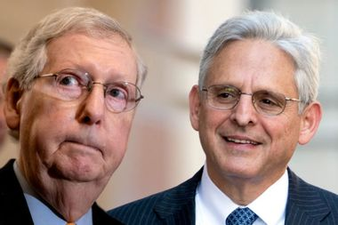 """McConnell tells """"Fox & Friends"""" he'd fill a Supreme Court seat if one opens before 2020 election"""