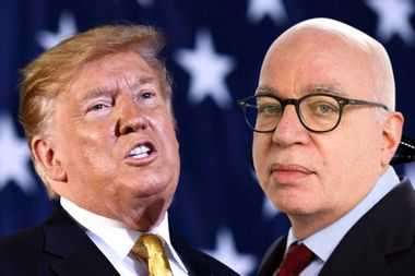"Michael Wolff on why Mueller didn't indict: Trump was ready to ""blow up everything"""