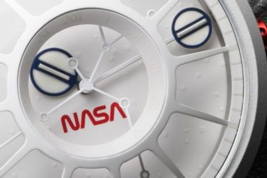 Get this NASA themed watch in honor of the moon landing