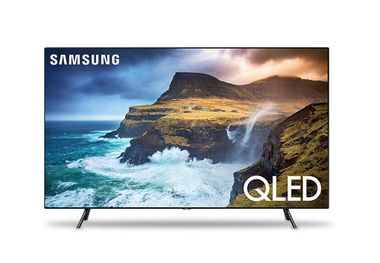 Win a Samsung 4K Smart TV and save big on TV accessories