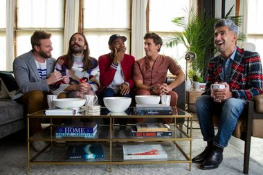 """""""Queer Eye"""" for the purity culture survivor: On the Fab Five's healthy approach to being selfish"""
