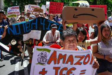 Prime Day labor protests mar Amazon's annual sale event