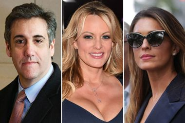 Michael Cohen documents suggest Hope Hicks lied to Congress about Stormy Daniels deal