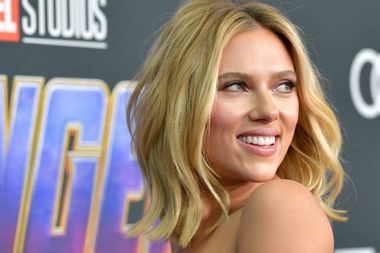 "Scarlett Johansson says her comments on playing ""any person"" were ""edited for click bait"""