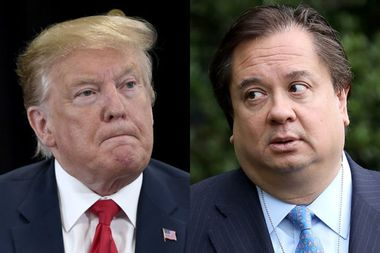 "George Conway says Trump's tweets about four non-white members of Congress were ""racist to the core"""