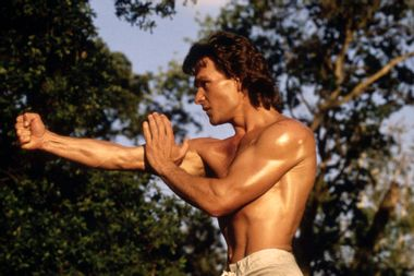 In a better, alternate universe, Patrick Swayze is still dancing with us
