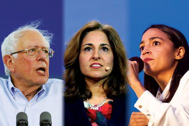 """When establishment Democrats attack the """"hard left,"""" what are they really afraid of?"""