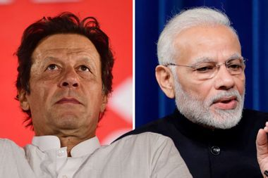 """Pakistani prime minister calls out India's """"fascist, racist"""" government as tensions escalate"""