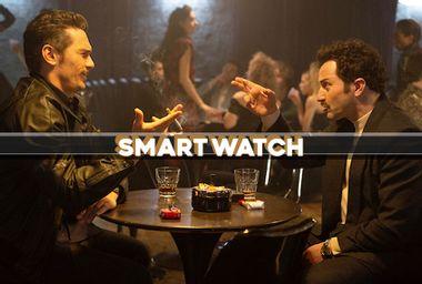 James Franco; Daniel Sauli; The Deuce; Smart Watch