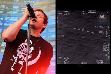 U.S. Navy confirms Tom DeLonge of Blink-182 was right about UFOs