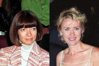 Anna Wintour and Tina Brown: Inside their Condé Nast rivalry