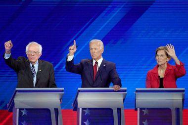 Democrats retreat from reality: Understanding last week's depressing debate