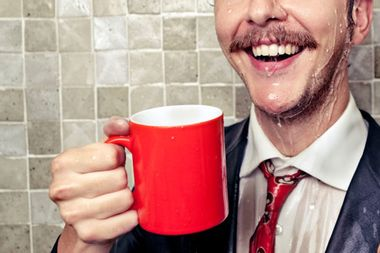Caffeine and clean: Why you should fall in love with shower coffee