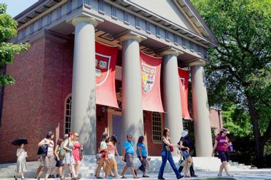 Back to school, with a baby: What living in a Harvard dorm taught me about being a mother
