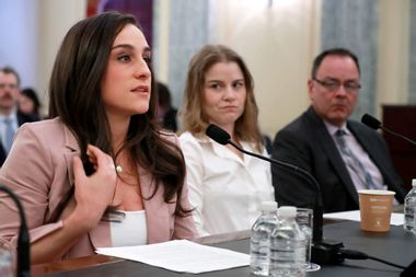 """""""These girls became perfect prey"""": The women who ended Larry Nassar's abuse tell their stories"""