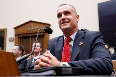 Corey Lewandowski stays loyal to Trump, dodges questions in chaotic congressional hearing
