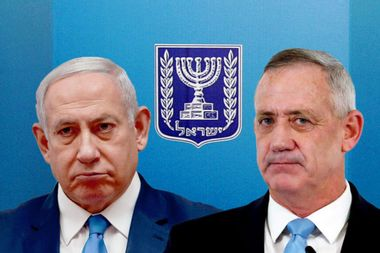 Benny Gantz rebukes Benjamin Netanyahu's offer to form unity coalition