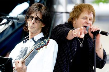 A salute to Ric Ocasek and Eddie Money, who gave us the soundtracks to our soundtracks