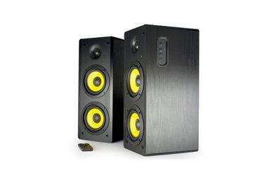This distinctive Bluetooth speakers generate unique sound