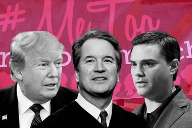 "Republicans' new plan for victory: Claim men are the ""real"" victims of #MeToo"