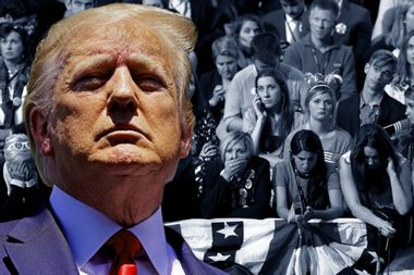 The Trump depression (and we don't mean the economy): Key symptom of autocratic regimes