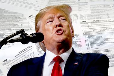 Trump sues Manhattan DA and Mazars USA to block prosecutors from obtaining his tax returns