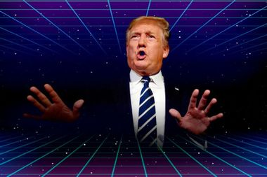 Donald Trump and game theory: Expert says no brilliant 3-D chess is involved