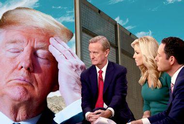 Donald Trump; Steve Doocy; Ainsley Earhardt; Brian Kilmeade
