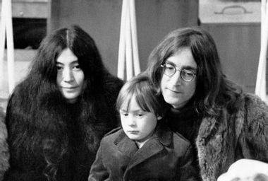 John Lennon; Sean Lennon; Yoko Ono