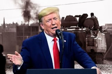 His own minister of propaganda: With the Syria debacle, Trump's lying tweets hit new low