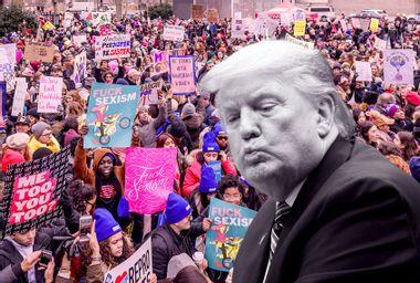Donald Trump; Women's March