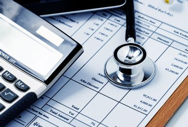 Healthcare costs and fees